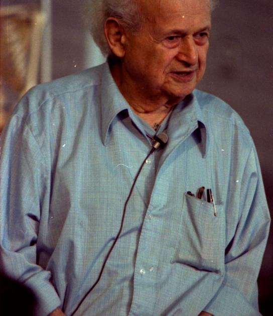 portrait Moshé Feldenkrais